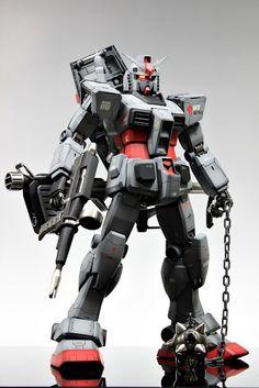 RX-78-2 Gundam - Prototype