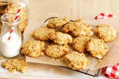 This traditional Anzac treat gets a gluten-free makeover with quinoa flakes.