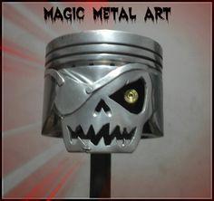 MAGIC METAL ART