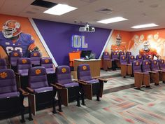 Clemson opens amenity-rich new football facility – Stadium 185