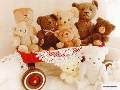 teddy bears | Teddy bears - Stuffed Animals Wallpaper (30773518) - Fanpop fanclubs