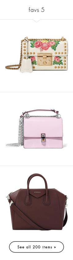 """favs 5"" by andressabrandao1 ❤ liked on Polyvore featuring bags, handbags, shoulder bags, white, leather shoulder handbags, gucci handbags, gucci shoulder bag, white shoulder bag, chain shoulder bag and baby pink"