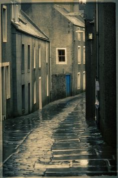 High street, Stromness, Orkney, Scotland by Brian Dwyer on 500px
