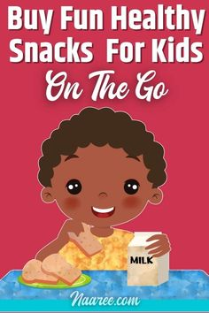 Buy fun healthy snacks for kids on the go on #SHOPonSHEROES. Get the best healthy snacks for toddlers. This healthy snacks list will help you find the best healthy snacks ideas for kids #healthysnacks #healthyfoods #dietsnacks #food #nutrition Healthy Breakfast Snacks, Healthy Snacks For Kids, Healthy Food, Snacks List, Snacks Ideas, Healthy Fast Food Options, Healthy Habbits, Money Saving Mom, Night Snacks