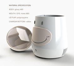 Portable Pediatric Nebulizer by Phornpavee Saiyavath fantastic for small kids with Asthma!