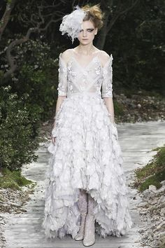 Chanel Couture 2013 Summer