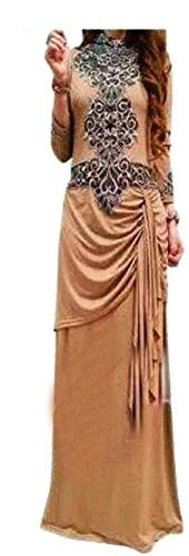 Kaftan maxi dress evening