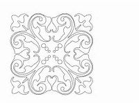 Free Damask Stencil Printable Stencils, Damask Stencil, Craft Projects, Projects To Try, Metal Art, Wall Stickers, Free Printables, Bing Images, Craft Supplies