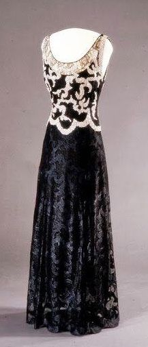 Vintage: Queen Maud of Norway's House of Worth Dress