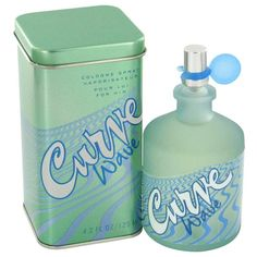 Curve Wave By Liz Claiborne Cologne Spray 4.2 Oz 420242