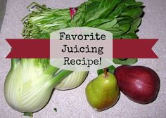 My favorite recipe for juicing. Quick and yummy  #recipe #juicing