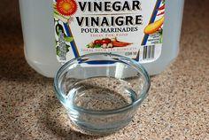 14 utilisations du vinaigre blanc