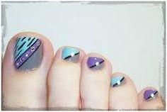 Toe Nail Designs and Nail Art Pedicure Nail Art, Pedicure Designs, Toe Nail Designs, Toe Nail Art, Nails Design, Pedicure Ideas, Mani Pedi, Simple Toe Nails, Cute Toe Nails