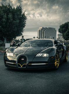 Bugatti Veyron Vicero by Mansory