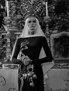 baroque nun