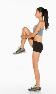 Lunges, Planks and Bridges That Pay Off In Bed