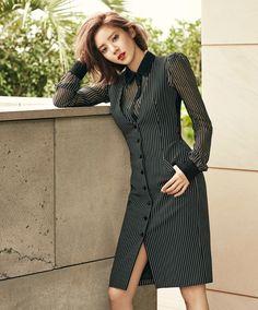 Son Dam Si - Singles Magazine October Issue '15