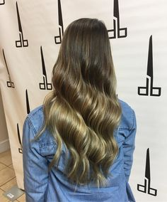 """12 Likes, 1 Comments - Sarah Mathews (@sarahgmathews) on Instagram: """"Thank you Dana for letting me transform your hair! #iamgoldwell color, styled with #arrojonyc…"""""""