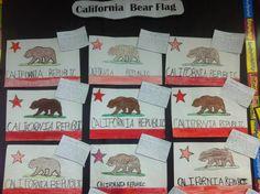 Open House Idea for 4th Grade, Social Studies (CA)
