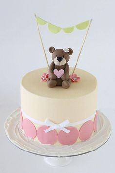 Sharon Wee Creations - I love the lil bow in the bear's hair :-)