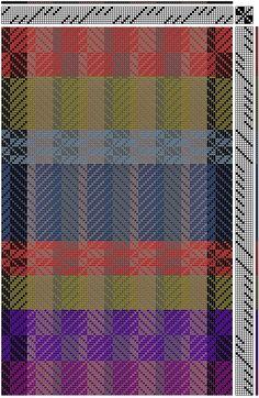 Weaving Mania: 8 harnesses