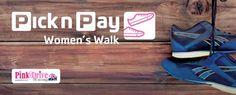 PnP Women's Walks Pink Drive, Orthotics And Prosthetics, Walks, Cancer, Activities