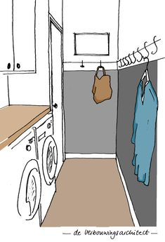 Tips & tricks for a smart utility room - Tips & tricks for a smart pantry – the Renovation Architect - Kids Playroom Colors, Playroom Curtains, Living Tv, Room Carpet, House Rooms, Game Room, Kids Playing, Kids Bedroom, Laundry Room
