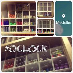 www.Obag.com.co  O bag Store (Medellín)  #Oclock