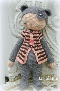 BINA made by barjolaine / pattern by lalylala