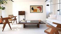 Object Embassy - Pierre Jeanneret design stoelen
