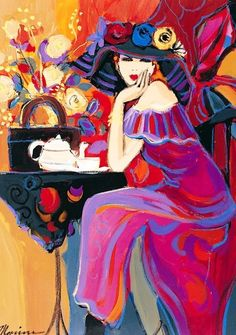 Tea Time - Isaac Maimon