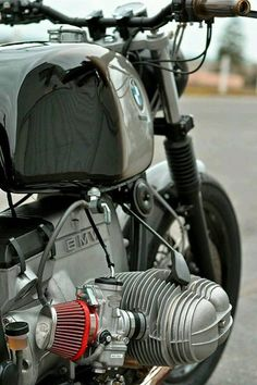 Built for Looks, Not for Speed: Photo Bmw Cafe Racer, Cafe Racers, R Cafe, Moto Cafe, Cafe Bike, Bike Bmw, Bmw Motorbikes, Motos Bmw, Cool Motorcycles
