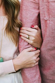 Engagement Etiquette 101: Everything You Need to Know {for a newly engaged friend or for future reference}