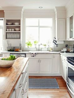 White Kitchens We Love