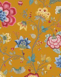 PiP Floral Fantasy Yellow från Pip Studio