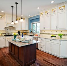 Signature Kitchens Baths Magazine Galleries Hickory Flooring Hardwood Floors Floor Design Traditional