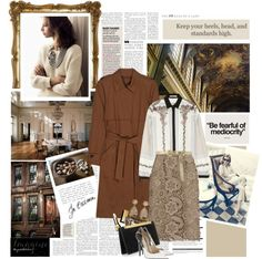 """""""I enjoy being a girl!"""" by thestyleaholic ❤ liked on Polyvore"""