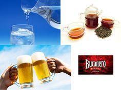 CERVEZA BUCANERO TE DICE ¿Qué lugar ocupa la cerveza en relación a consumo comparada con otras bebidas? La cerveza ocupa el tercer lugar de consumo en el mundo después del agua y el té. www.cervezasdecuba.com
