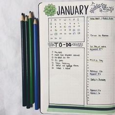 Image result for bullet journaling monthly layout