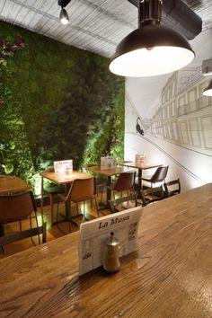 Lab_matic reinventa el formato de la taberna madrileña en La Musa Latina