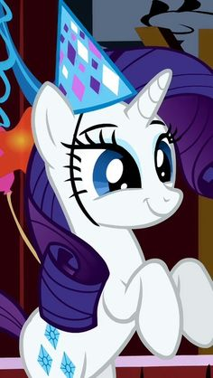 Rarity birthday