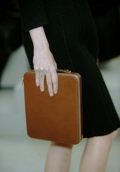 Celine 2011: not sure what I love more, the bag or the subtle tattoo.