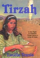 """Tirzah by Lucille Travis. Study Guide found in Veritas Press """"Old Testament & Ancient Egypt"""" teacher's manual. Biblical Names, Hebrew School, My Father's World, Teaching History, Ancient History, Ancient Egypt, Historical Fiction, Read Aloud, Childrens Books"""