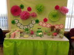 Two peas in a pod baby shower theme