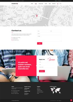 26 Best Academist Modern Education And Learning Management System Wordpress Theme Images In 2020 Learning Management System Integrated Learning Wordpress Theme