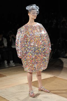 If I needed any more confirmation that the high fashion industry is a joke, this is it.
