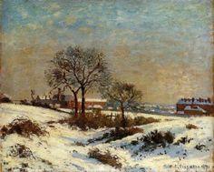 Camille Pissarro Paintings 7