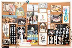 Pamela Love's Inspiration board = beautiful