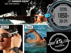 Garmin Swim: Análisis del reloj específico de NATACIÓN