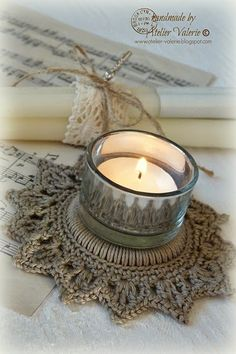 STUNNING Candle Ring Tutorial